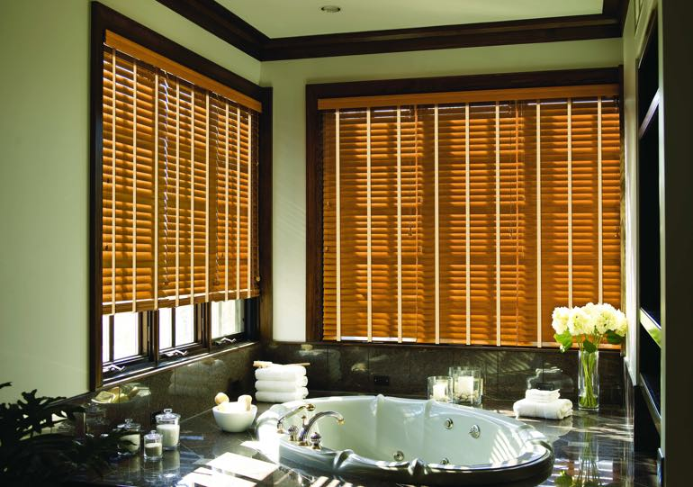 Cincinnati bathroom blinds