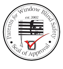 Seal of Approval by Parents for Window Blind Safety in Cincinnati