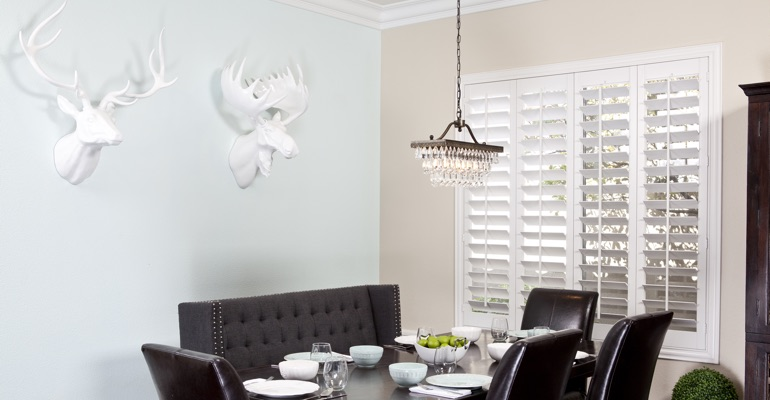 Cincinnati dining room shutters