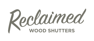 Cincinnati reclaimed wood shutters