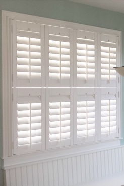 Cincinnati Studio Plantation Shutters