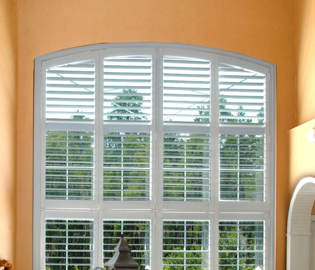 Arched Window Shutters In Cincinnati, OH