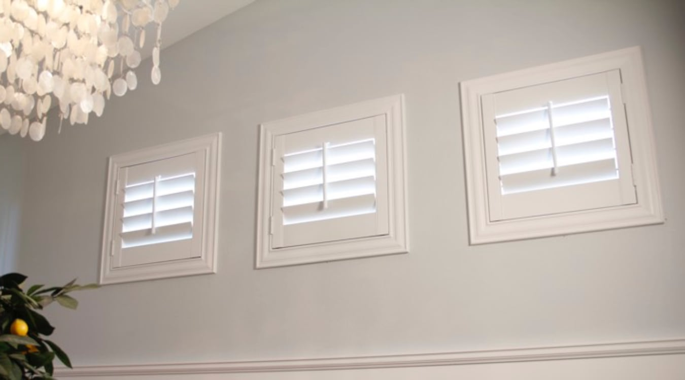 Cincinnati casement window shutters