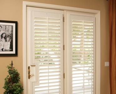 Cincinnati french door shutters