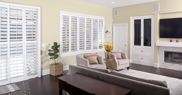 Polywood Plantation Shutters For Cincinnati, OH Homes