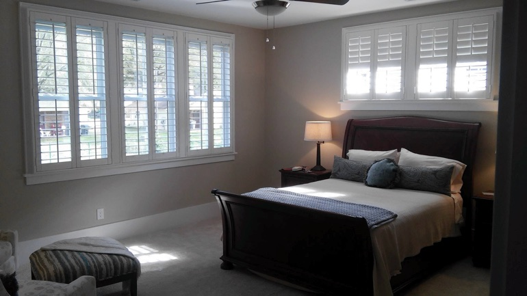"Sunburst Shutters Cincinnati Shares ""Share Your Shutters"" Winner Image"
